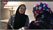 سکانسی خاطرهانگیز از بازی شهلا ریاحی در سریال همسران