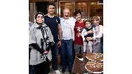 عکسی از پشت صحنه سریال دل؛ یکتا ناصر، ساره بیات و سعید راد