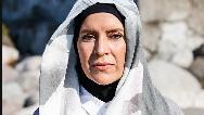 نازنین فراهانی بازیگر سریال ملکاوان: مهسا شخصیتی چند لایه دارد