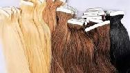 انواع اکستنشن مو برای خانمها و روشهای مراقبتی