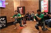 فیلم کامل اجرای گروه جوانمردان ایران زمین در مرحله دوم برنامه عصر جدید