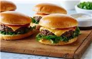 فیلم آموزش مرحله به مرحله درست کردن همبرگر خوشمزه در خانه