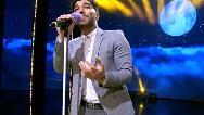 فیلم کامل خواندن آهنگ حمید حامی توسط همایون مولایی در قسمت 14 برنامه عصر جدید/ 18 خرداد