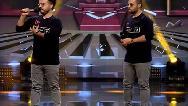 فیلم کامل دوبله دو جوان عضو گروه کرموبله در قسمت 14 برنامه عصر جدید/ 18 خرداد
