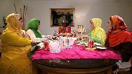ببینید: در شام ایرانی خانه نعیمه نظام دوست چه گذشت