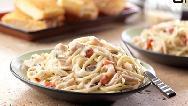 دستور پخت یک غذای متفاوت با مرغ؛ چیکن تترازینی یک غذای ایتالیایی