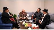 در مهمانی شام ایرانی 4 سلبریتی چه گذشت