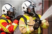 فیلمی از آتش و انفجار در کلینیک سینا اطهر در خیابان شریعتی
