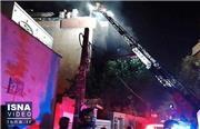 13 کشته در انفجار کلینیک سینا اطهر خیابان شریعتی تهران