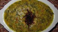 آش سبزی شیرازی را چه طور درست کنیم