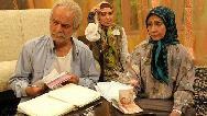 حرفهای مرحوم سیروس گرجستانی درباره مرگ در سکانسی از سریال سه دو نگ سه دونگ