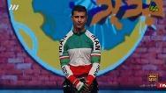 فیلم کامل دوچرخه سواری عجیب منصور نادری در قسمت 8 مرحله دوم عصر جدید