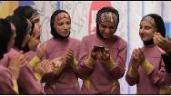 فیلم کامل اجرای گروه دختران پرواز در مرحله دوم عصر جدید