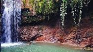آبشارهای تیرکن یا هفت کوتوله کجا است و چگونه باید برویم