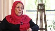 مهوش افشارپناه بازیگر نقش دایه در  سریال بوم و بانو: دایه شخصیتی تاثیرگذار است