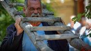 نادر فلاح بازیگر نقش استوار در سریال زمین گرم: غافلگیر میشوید