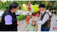 ببینید: ماجرای عشق رویایی پیرمرد 99 ساله