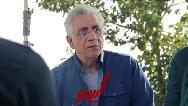 ویدیویی دیدنی از پشت صحنه و سختی های ساخت سریال گیسو