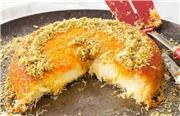 فیلم آشپزی؛ طرز تهیه کنافه پنیری؛ دسر ترکی خوشمزه