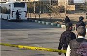 فیلم لحظه دستگیری قاتل گروگانگیر در قم