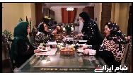 ببینید: دعوای فلور نظری و بهاره رهنما در شام ایرانی