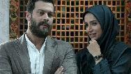 آیا نساء یا مینوی قلابی در سریال بیگانه ای با من است با صادق ازدواج می کند
