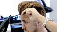 فیلم آموزش بهترین روش های حجم دهنده به موی کم پشت