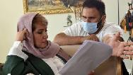 فیلمی دیدنی از پشت صحنه سریال ملکه گدایان