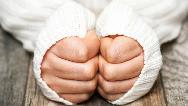 سردی دست و پا نشانه چیست