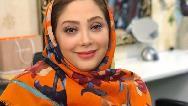 مریم سلطانی بازیگر نقش ماهرخ در سریال باخانمان چرا از بازیگری دور شد