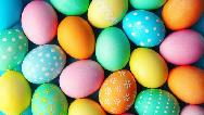 تخم مرغ رنگی برای عید؛ آموزش بهترین ترفندها و طرح ها