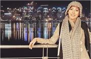 بیاینا محمودی بازیگر نقش شارلوت در سریال گاندو 2 کیست