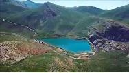 دریاچه لزور کجا است و چگونه برویم؛ آدرس دقیق از تهران
