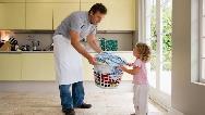 چه کار کنیم بچه ها در کارهای خانه کمک کنند