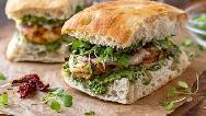 فیلم آموزش تهیه ساندویچ مرغ خوشمزه و متفاوت