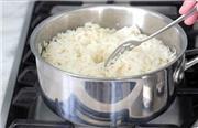 غذای برنجی با گوشت چرخ کرده؛ کته خلال