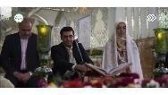 کلیپ عقد ازدواج جواد جوادی و مرضیه در سریال بچه مهندس 4