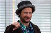 کلیپ خنده دار از حاضر جوابی علی صادقی در سریال سه در چهار