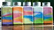 نمک های رنگی چه خاصیت ها و ضررهایی دارند