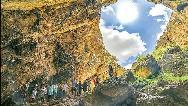 غار بورنیک فیروزکوه کجا است و چگونه برویم