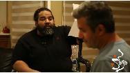 پشت صحنه دیدنی همکاری آریا عظیمی نژاد و رضا صادقی در ساخت تیتراژ سریال دودکش 2