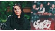 نظر هانیه توسلی درباره منصوره و مالک سریال زخم کاری