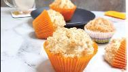 طرز تهیه نان نارگیلی خانگی با فر