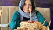 جشن تولد لیندا کیانی در تنهایی